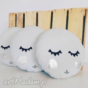 podusia moon dekoracyjna, moon, księżyc, poduszka, skandynawska pokoik