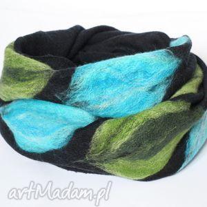 handmade filcowany, zdejmij szpile załóż glany, handmade