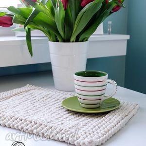 Podkładka stołowa, podkładka, stół, jadalnia, handmade, rękodzieło, dodomu