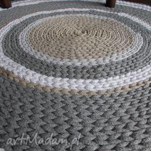 splociarnia ręcznie robiony dywan w pastelowych kolorach, dywan, handmade