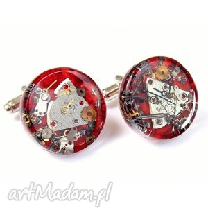 spinki - mechanical red,