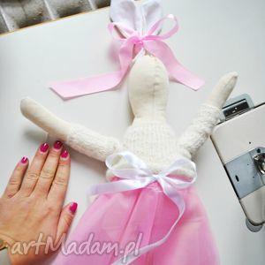 święta prezent, pani królik, maskotki, przytulanki, dziecka, dziewczynki, tilda