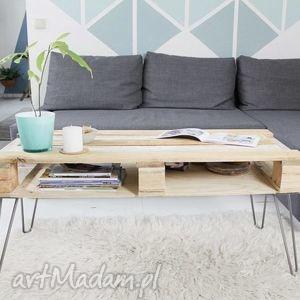 stolik mangabe, industrialny, vintage mashoko, minimalistyczny, paleta