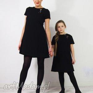 Sukienka Mała Swing Folk, dzieckofolk, sukienkafolk, swingfolk, sukienkadladziecka