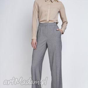spodnie sukienka, sd111 pepito, szerokie, szwedy, eleganckie, sportowe, komunia