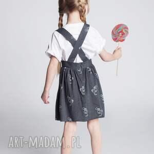 spódnice spódniczka ds09, spódniczka, sportowa, szelki, wiązanie, dres, unikalny