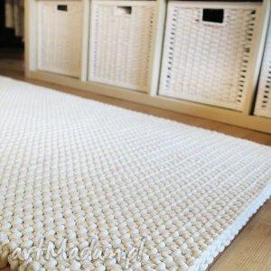 hand-made dywany dywan ze sznurka rękodzieło dwustronny 160 x 100