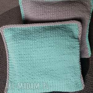 niesztampowe poduszki poduszka