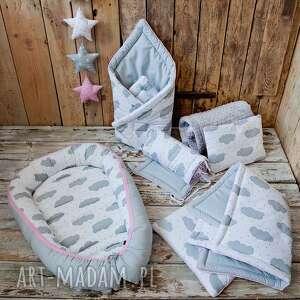 szare pokoik dziecka posciel pościel dla noworodka