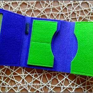 oryginalne portfele catoo duzy portfel z kotkiem