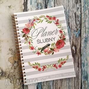 planer ślub ślubny, notes, kalendarz