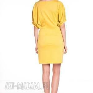 sukienki sukienka marcela - żółta