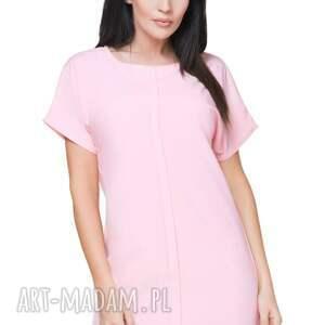 sukienki sukienka szyfonowa t166