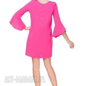 sukienki szyfonowa sukienka t173