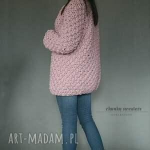 chunky swetry heather