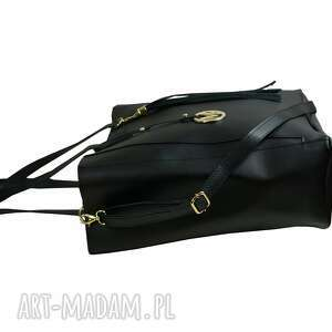 duża torebki manzana torba klasyczna 2w1