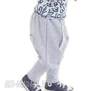 ubranka spodnie z kieszonką i długimi