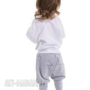 spodnie ubranka z kieszonką i długimi