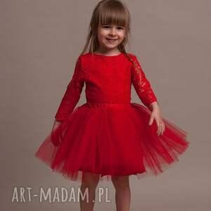 ubranka koronka uroczy komplet dla dziewczynki!