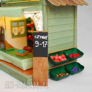 wyjątkowe zabawki domek dla lalek sklep