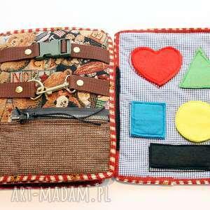 modne zabawki książeczka edukacyjna jeżyk 3