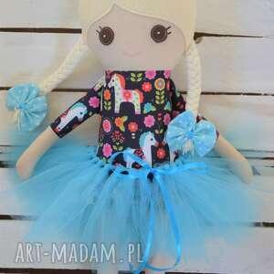 szmacianalalka zabawki szmacianka, baletnica w tutu