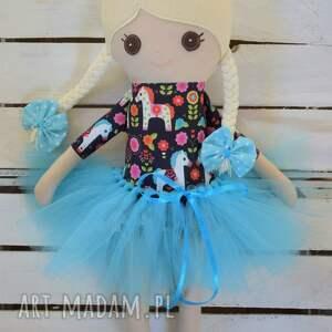 zabawki szmacianalalka szmacianka, baletnica w tutu