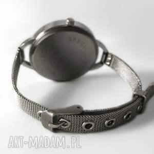 steampunk zegarki mechaniczna jaszczurka - zegarek