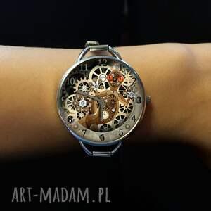 zegarki zegarek mechaniczna jaszczurka -